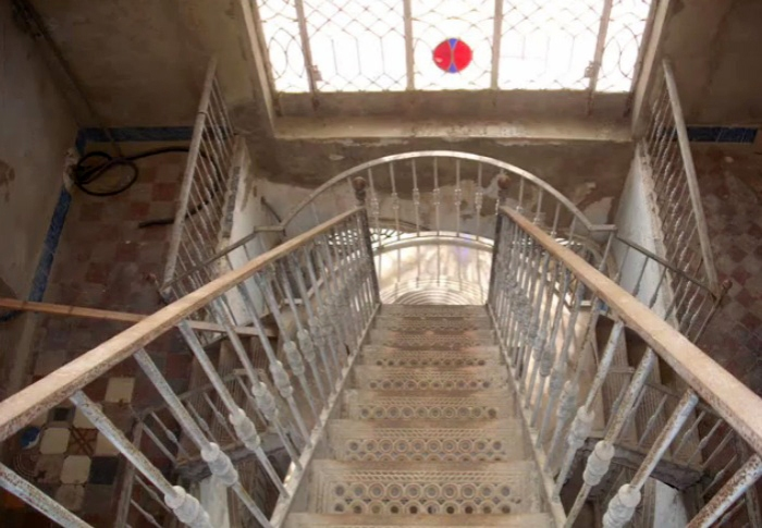 Casa del pirata c diz una casa de leyenda el trote de la culebra antropolog a social y - La casa del pirata cadiz ...