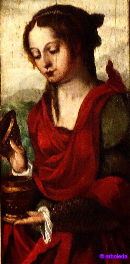María Magdalena Roger van Der 1400-1464New