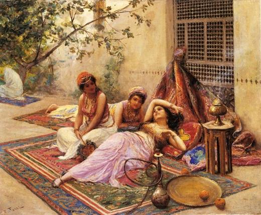 fabio-fabbi-italian-painter-1861-1946
